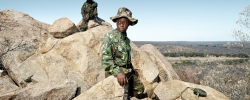 The Black Mambas: Nkateko & Happy on Hill Top