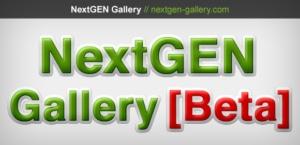 NextGEN Gallery 1.9.11 Beta Available