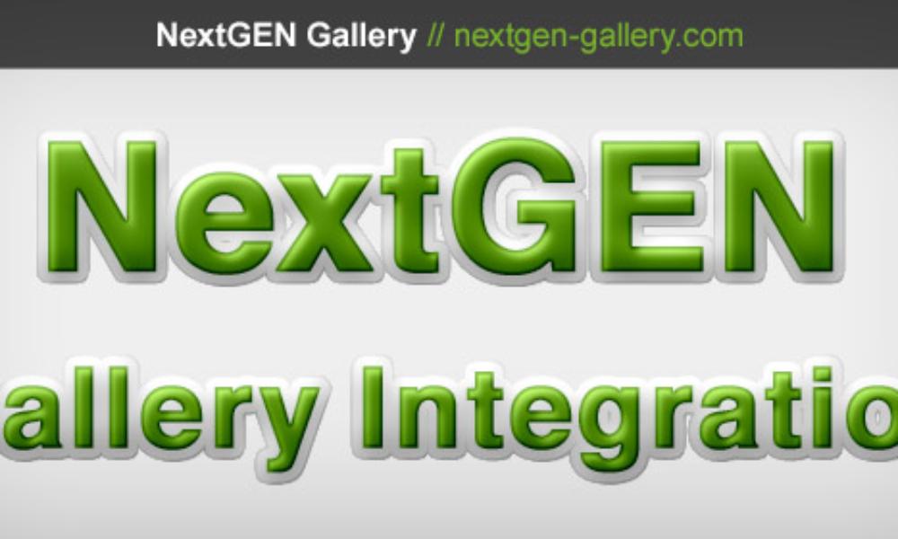 7 WordPress Portfolio Themes With NextGEN Gallery Integration