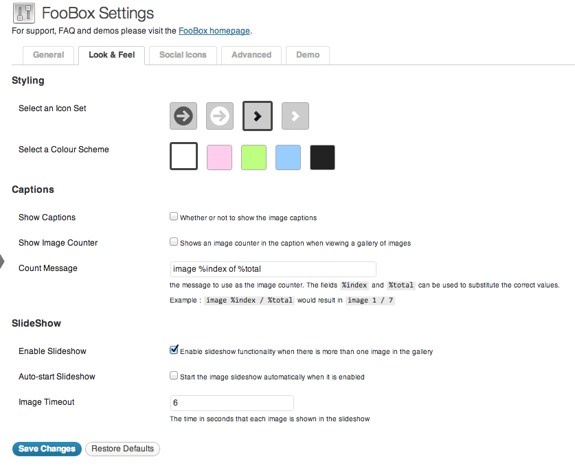 foobox-settings