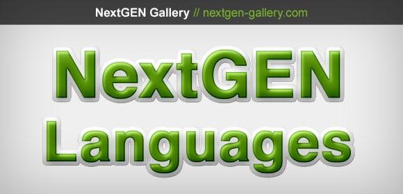 nextgen-gallery-languages
