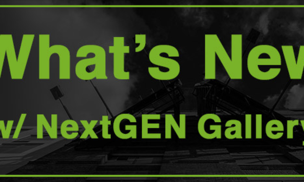 NextGEN Gallery 2.0.66.33 Now Available