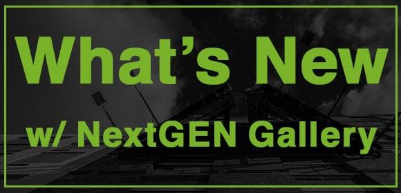 NextGEN Gallery 2.0.66.33 Now Available