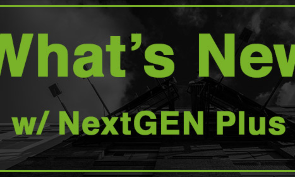 NextGEN Plus 1.0 Now Available