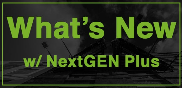 NextGEN Plus 1.1, 1.1.1 & 1.1.3 Now Available