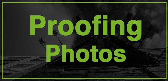 Proofing Photos With WordPress