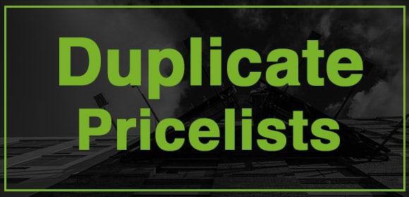How To Duplicate A NextGEN Pro Pricelist