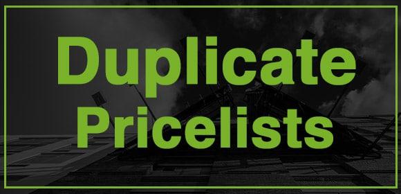 How To Duplicate A NextGEN Pro Pricelist