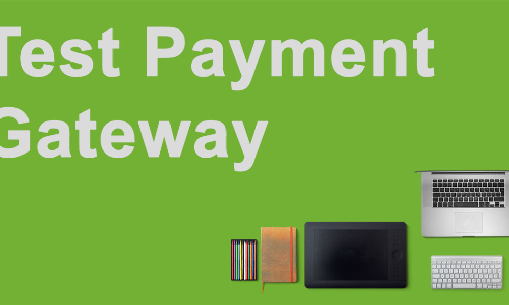 NextGEN Pro Ecommerce Now Includes A Test Payment Gateway