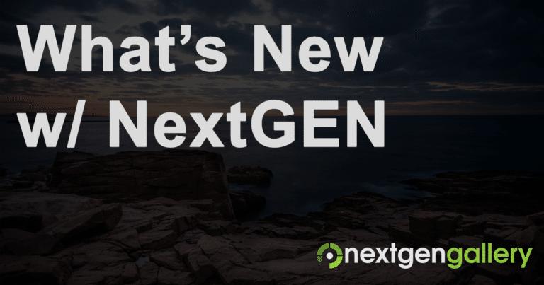 NextGEN Pro 2.3.5 Now Available
