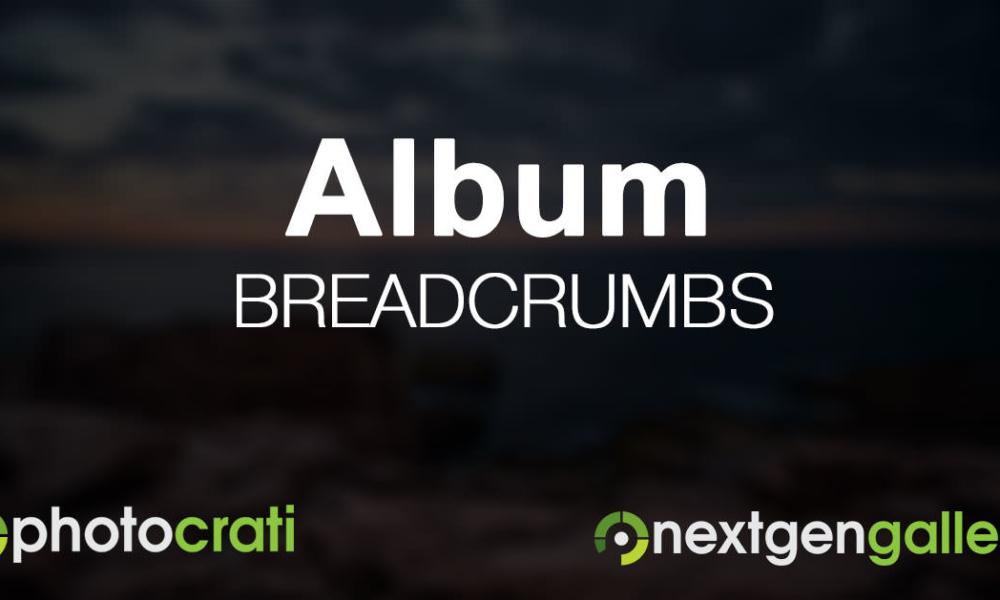 Introducing Album Breadcrumbs