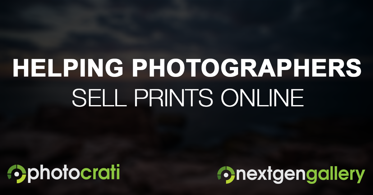 Helps Photographers Sell Prints Online