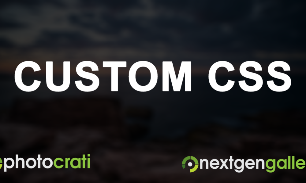 5 CSS Snippets to Customize NextGEN Gallery