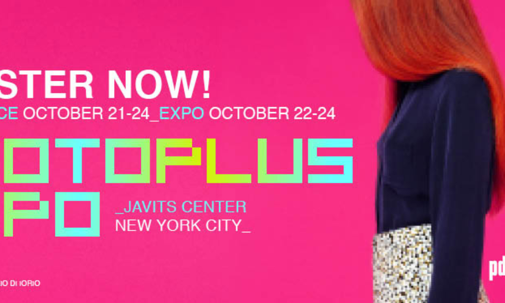 We are at PhotoPlus Expo in NYC this week