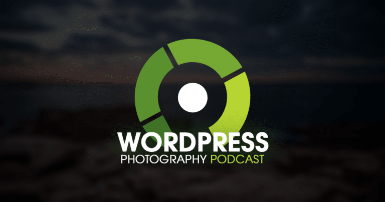 Episode 1 – The WordPress Photography Podcast