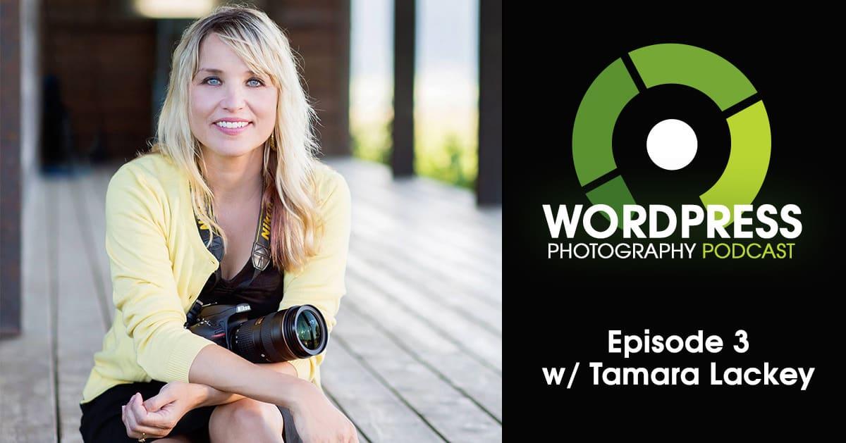 Episode 3 – WordPress is 25% of Websites, Yet Squarespace? w/ Tamara Lackey