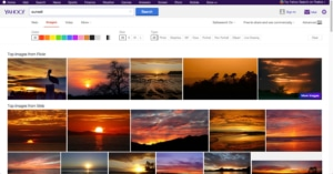 Flickr Has Just Become Important For Image SEO At Yahoo