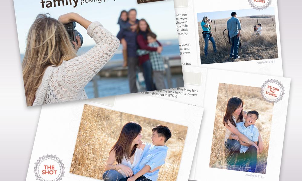 Tamara Lackey on Posing Families for Portraits