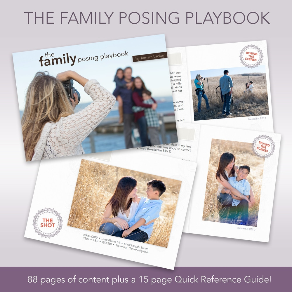 Family Posing Playbook