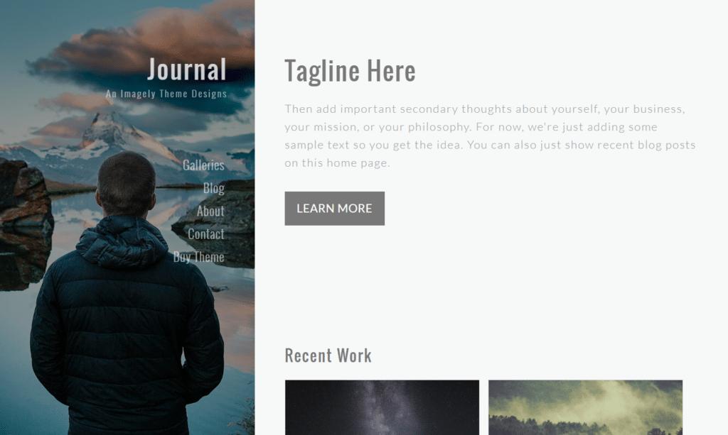 JournalTheme