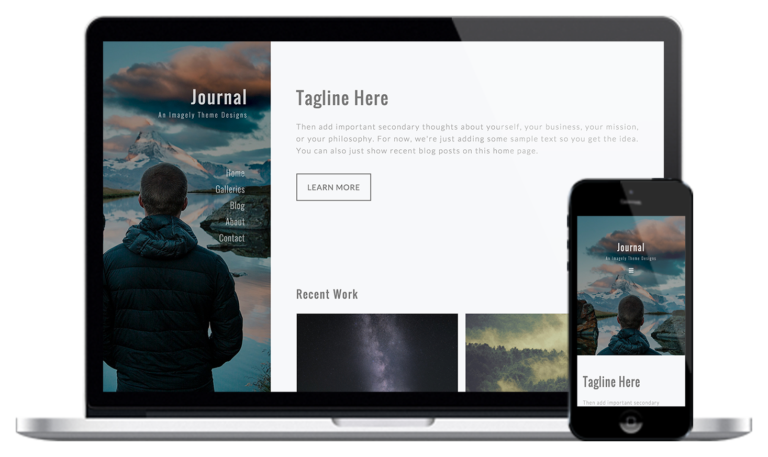 Meet Journal, Our Latest Genesis Child Theme