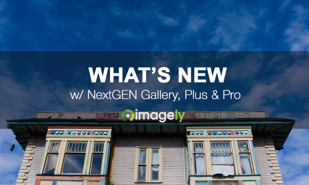 NextGEN Gallery 3.0.9 & 3.0.13  Now Available