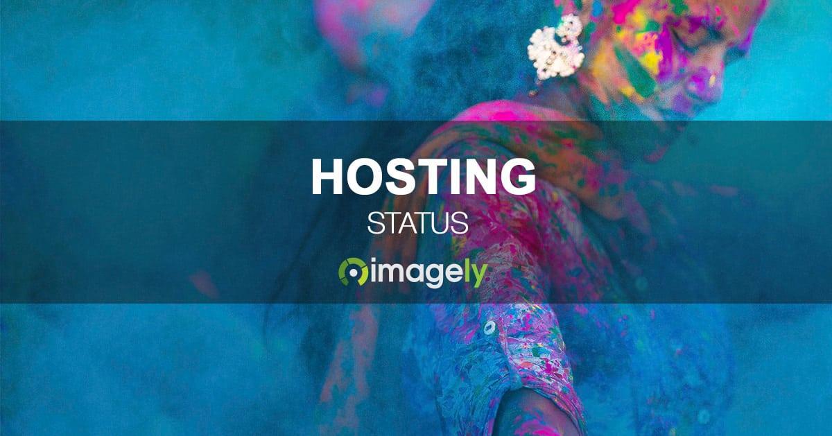 Hosting Status