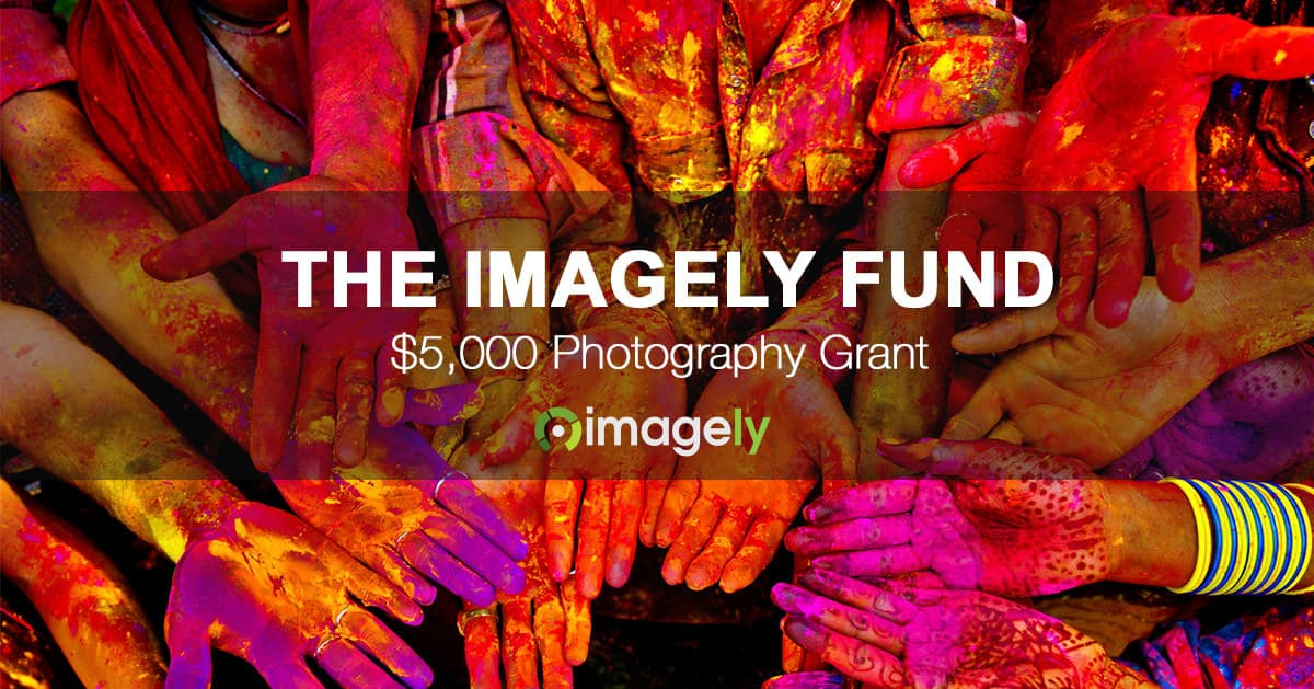 Imagely Fund - $5,000 Photography Grant