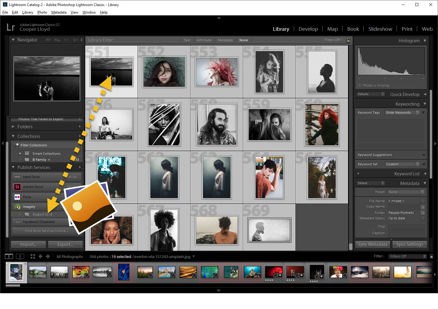 How To Create WordPress Galleries & Albums From Lightroom