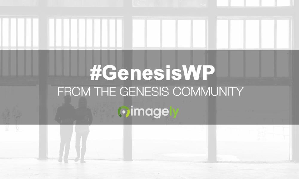 The Beginner's Guide to the Genesis Framework