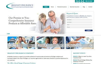 Bradley-Insurance-WordPress-Theme
