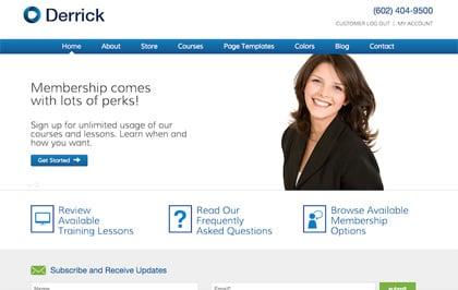 Derrick-WordPress-LMS-Theme