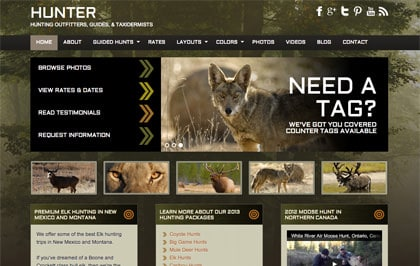 Hunter-Hunting-WordPress-Theme