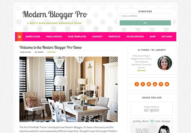 Modern-Blogger-Pro