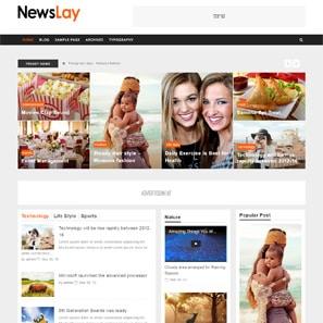 newslayscroll