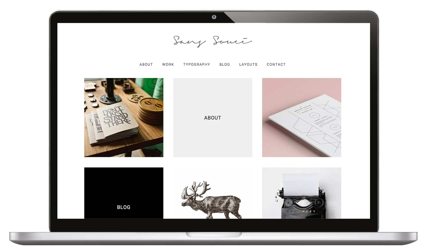 sans-souci-wordpress-theme