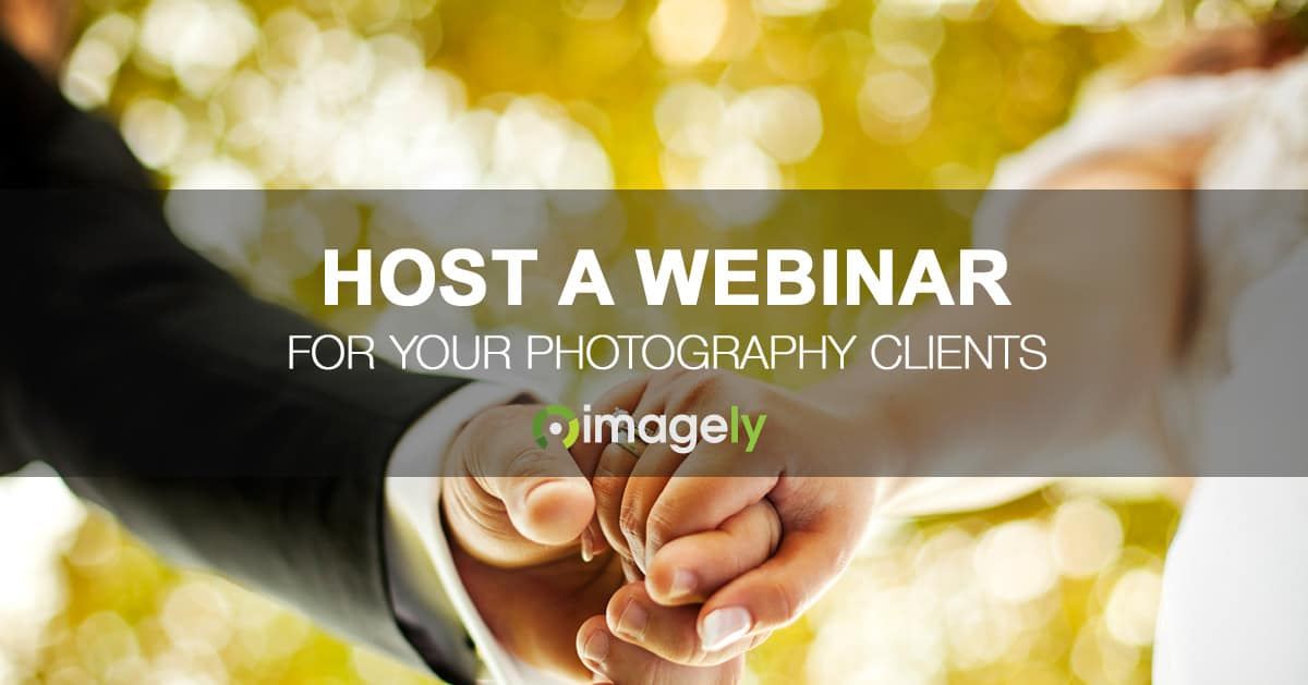 How To Do A Webinar (For Free) For Your Photography Clients