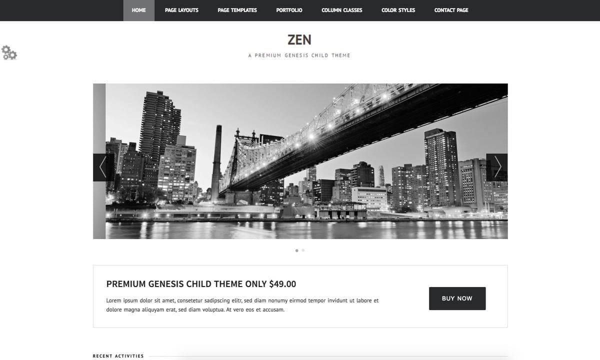 zigzagpress zen