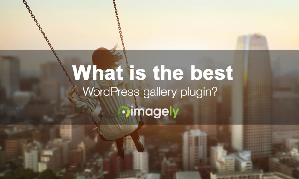 What is the best WordPress gallery plugin?