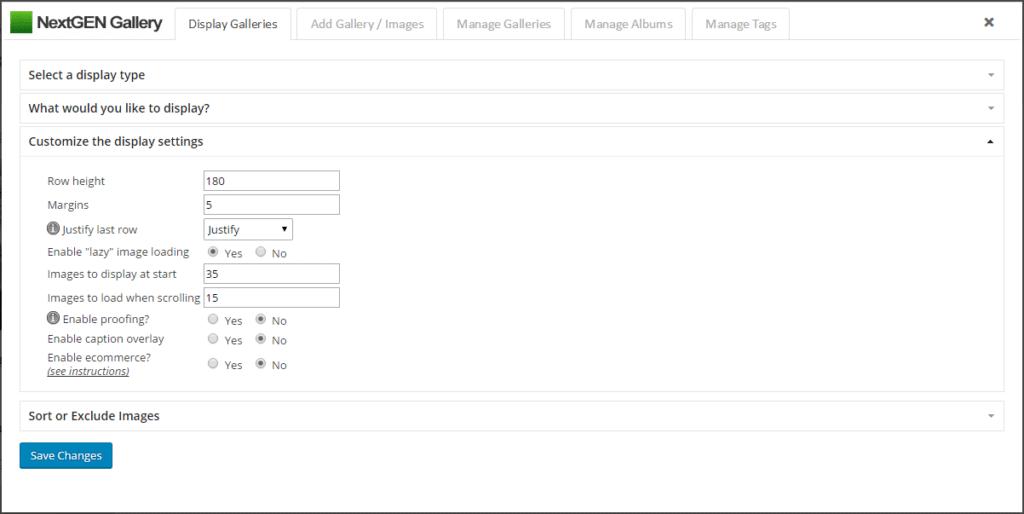 ProMosaic_settings