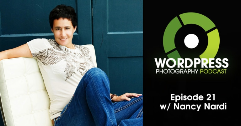 Episode 21 – Keep Them Coming Back To Your Site w/ Nancy Nardi
