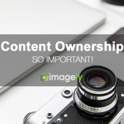Listen Photographers, Content Ownership Is So Important!