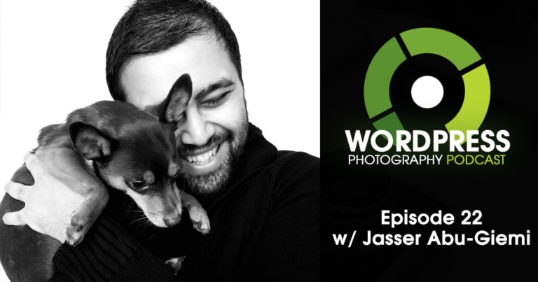 Episode 22 – Remove Business Paralysis, Be Persistent, Be Unique & Work Hard w/ Jasser Abu-Giemi