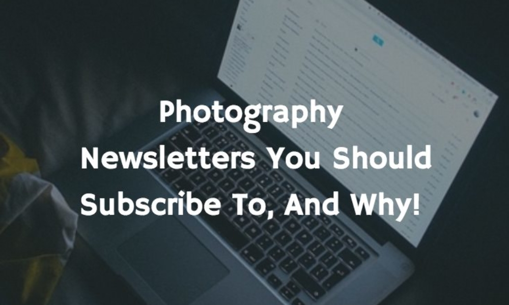 18 Photography Newsletters You Should Subscribe To, And Why