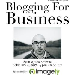 Learn WordPress & Blogging w/ Connecticut PPA