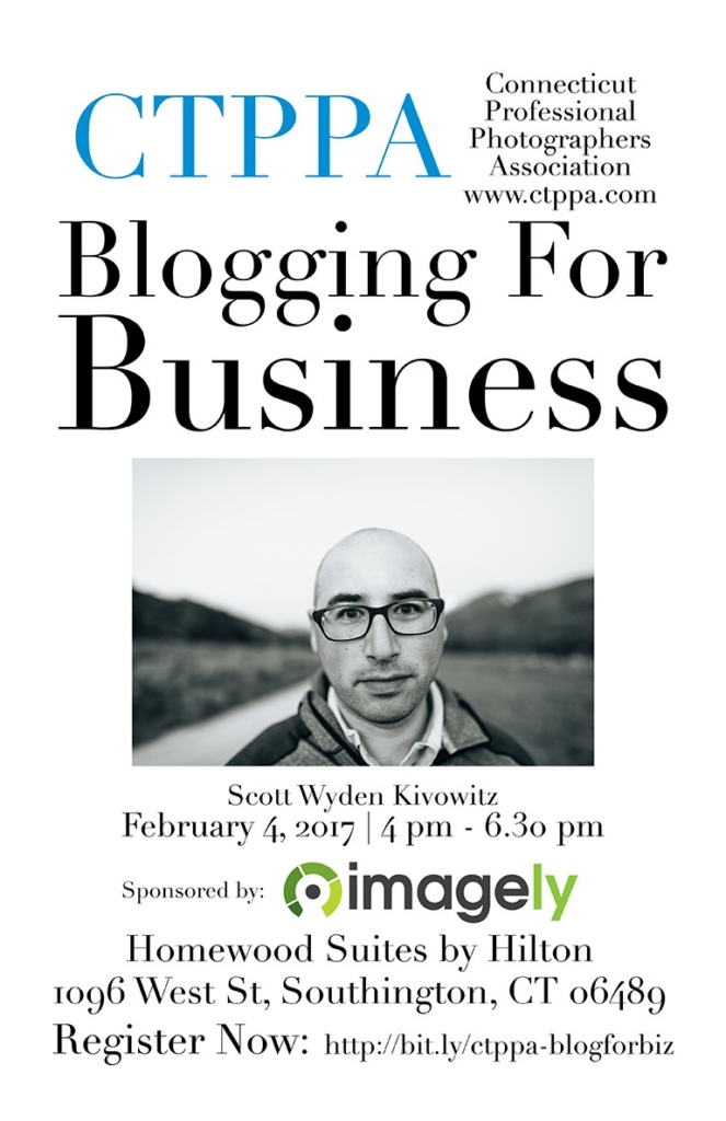 Learn WordPress & Blogging w/ Connecticut PPA
