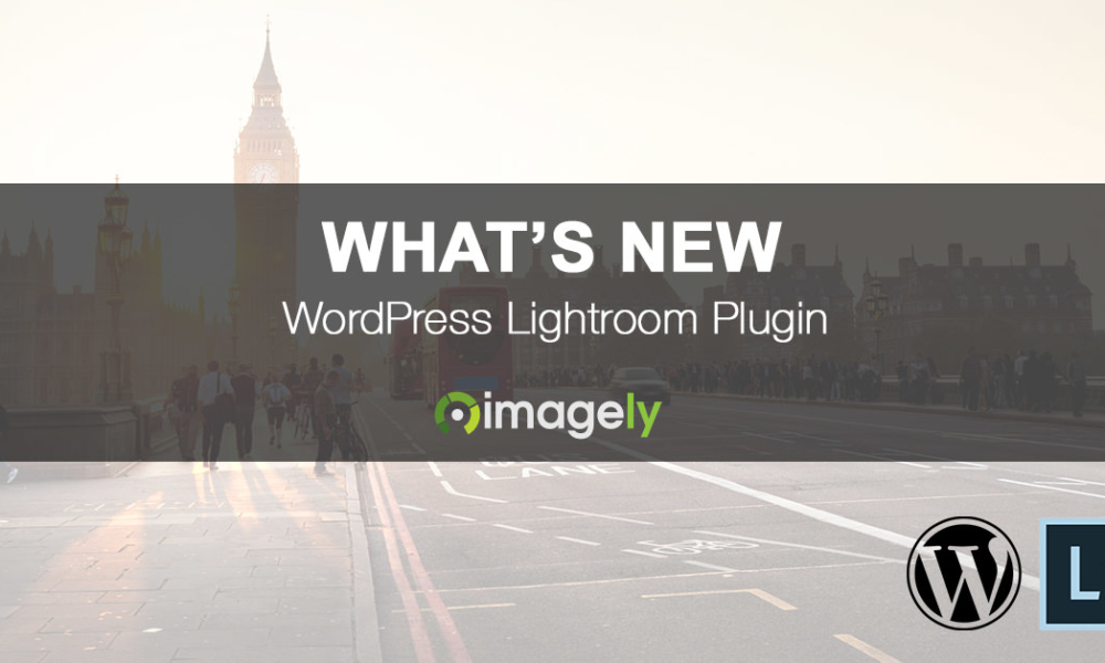 Imagely Lightroom Plugin 1.0.11 Now Available