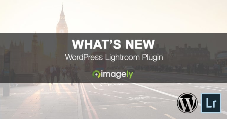 Imagely Lightroom Plugin 1.0.10 Now Available
