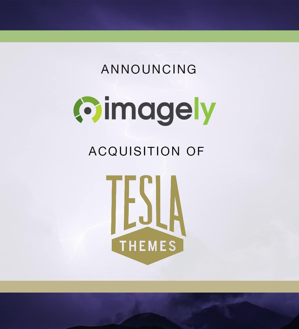 Announcing Imagely Acquisition of Tesla Themes
