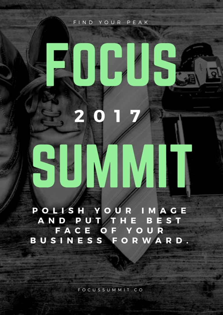 An online photography conference designed to improve your business